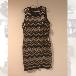 Vince Camuto Sequence Dress